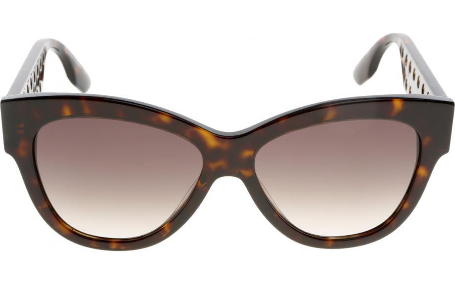 5839e9d6bbf0c McQ von Alexander McQueen MQ0021S 003 54 Sonnenbrille - Freies ...